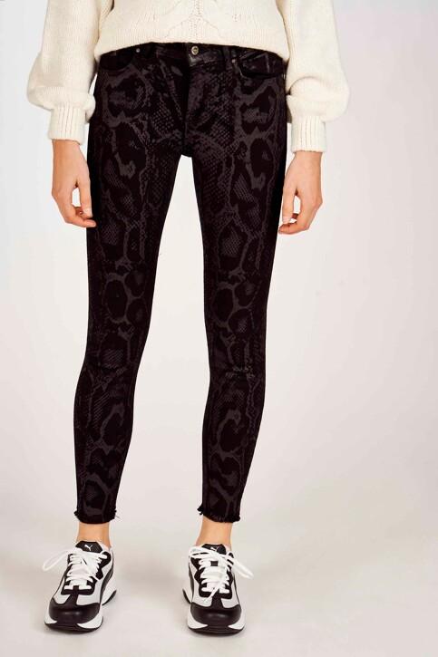 ONLY® Jeans skinny zwart 15184712_BLACK img1