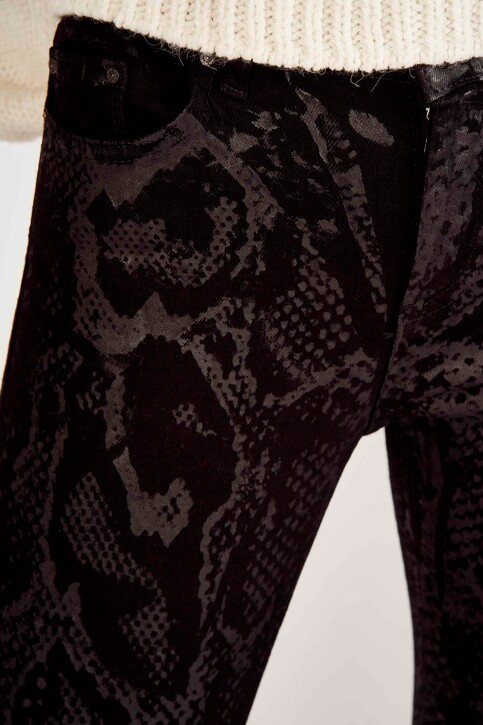 ONLY® Jeans skinny zwart 15184712_BLACK img3