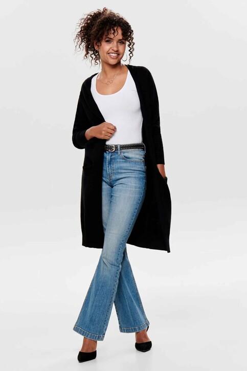 JACQUELINE DE YONG Cardigans noir 15184979_BLACK img2
