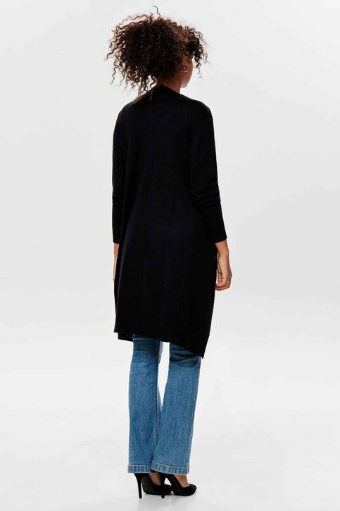 JACQUELINE DE YONG Cardigans zwart 15184979_BLACK img3