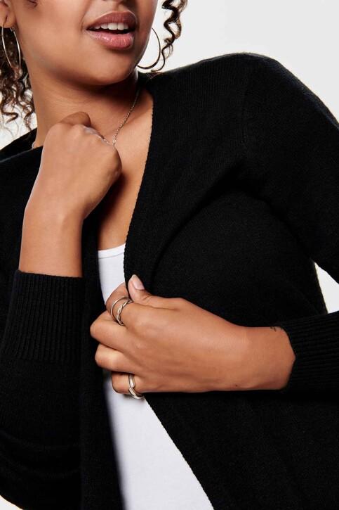 JACQUELINE DE YONG Cardigans noir 15184979_BLACK img5