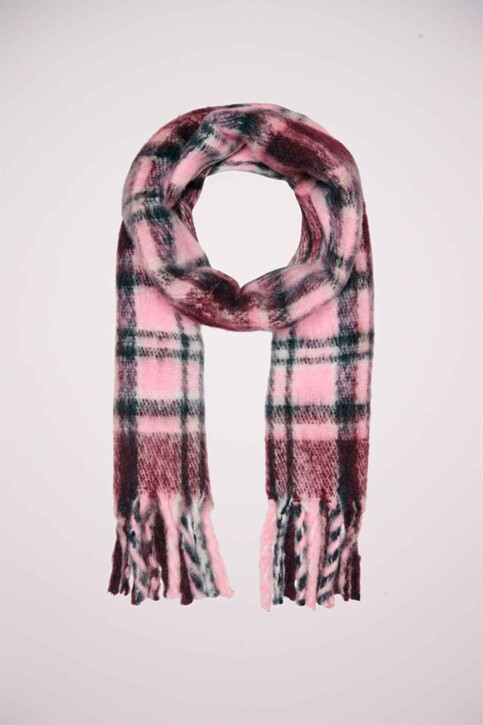 ONLY® Wintersjaals roze 15188069_NEON CANDY img1