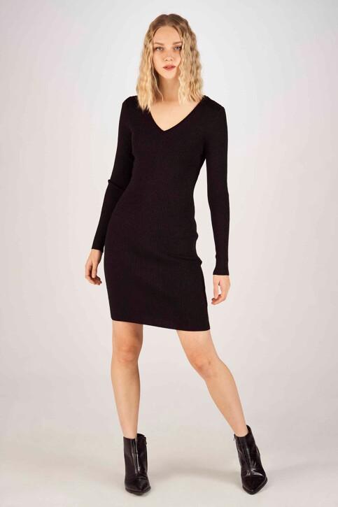 ONLY® Robes longues noir 15189092_BLACK GLITTER img2