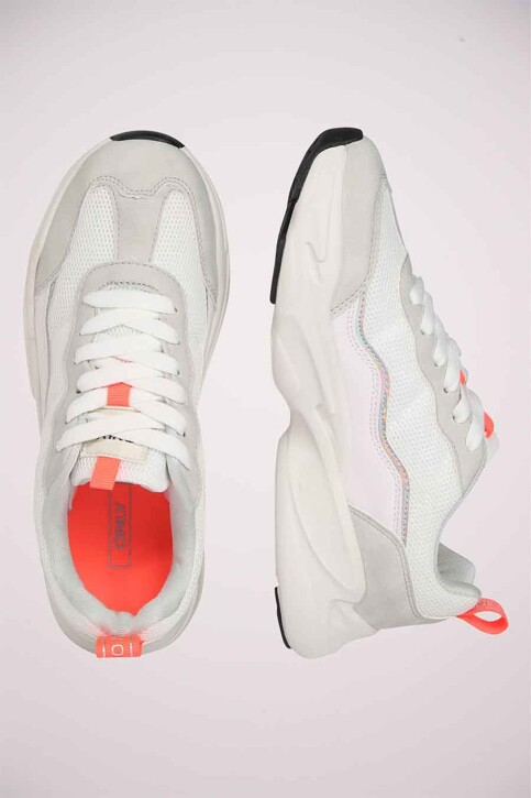 ONLY® Sneakers wit 15194073_WHITE img1