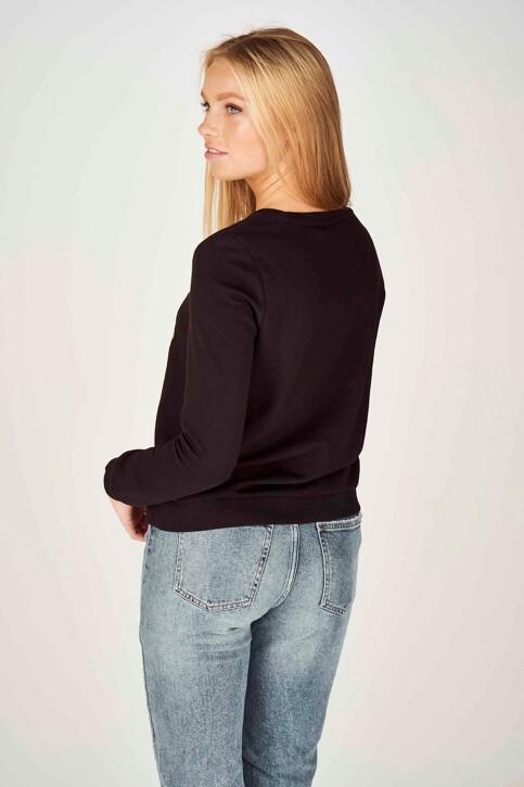 ONLY® Sweaters met ronde hals zwart 15198497_BLACK img3