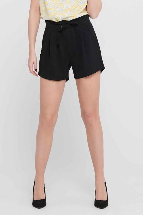 JACQUELINE DE YONG Shorts noir 15200311_BLACK img2