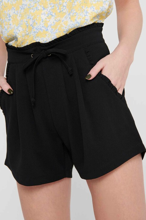 JACQUELINE DE YONG Shorts noir 15200311_BLACK img4