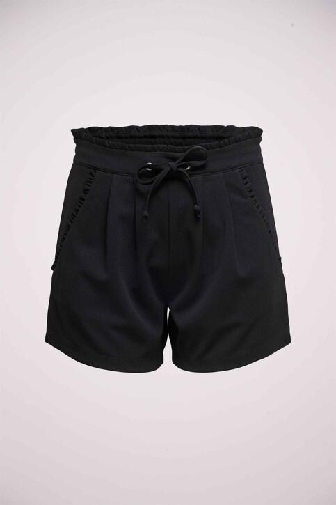JACQUELINE DE YONG Shorts noir 15200311_BLACK img5