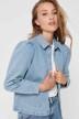 ONLY® Korte jassen LIGHT BLUE DENIM 15206508_LIGHT BLUE DENI img2