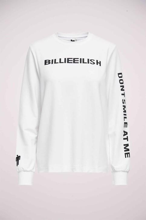 ONLY® Sweaters met ronde hals wit 15210705_BRIG WHI BILLIE img1