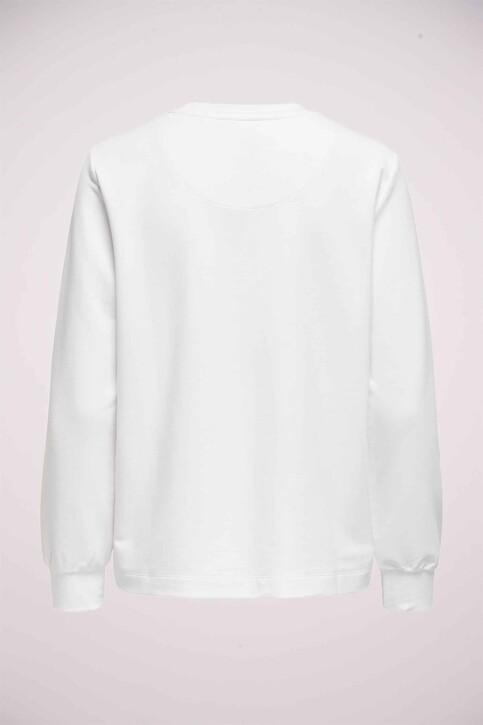 ONLY® Sweaters met ronde hals wit 15210705_BRIG WHI BILLIE img2