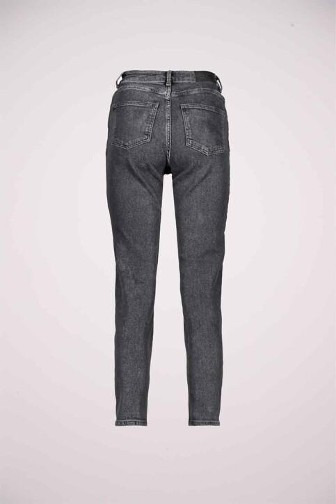 JACQUELINE DE YONG Jeans straight zwart 15216501_BLACK DENIM img2