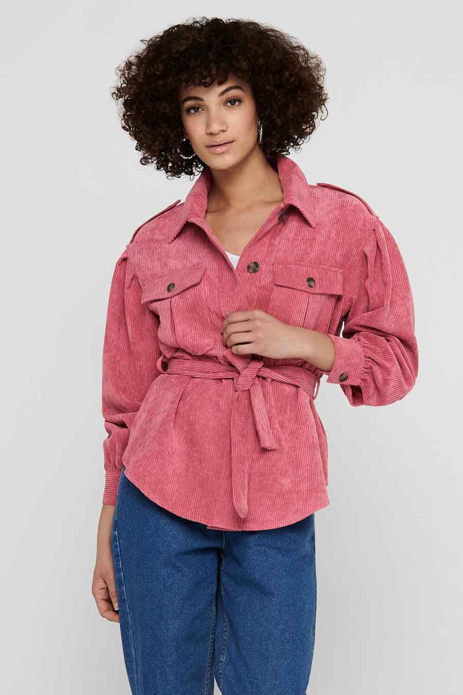 ONLY® Blazer, Roze, Dames, Maat: L/M/S