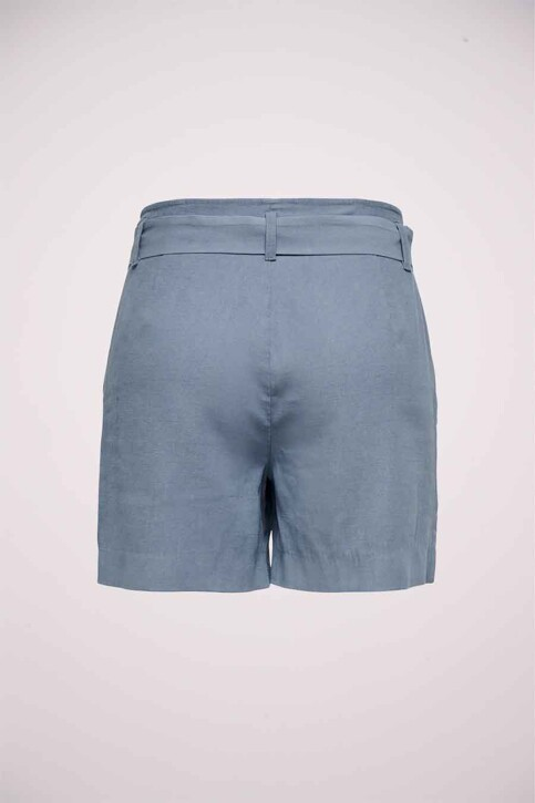 ONLY® Shorts blauw 15222279_BLUE MIRAGE img2