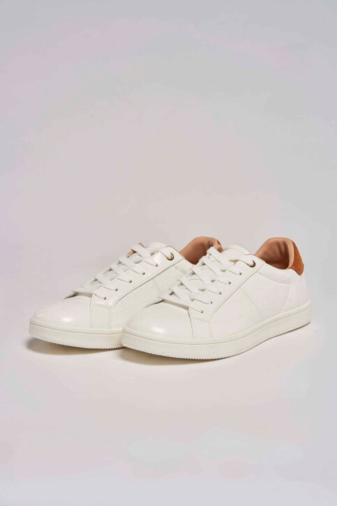 ONLY® Sneakers wit 15225472_WHITE img1