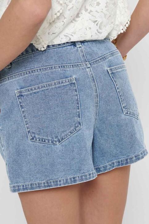 ONLY® Shorts denim 15226947_LIGHT MEDIUM BL img5