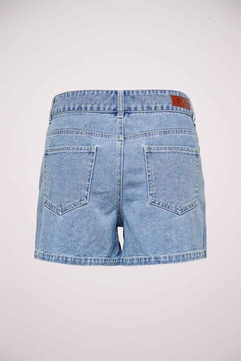 ONLY® Shorts denim 15226947_LIGHT MEDIUM BL img7