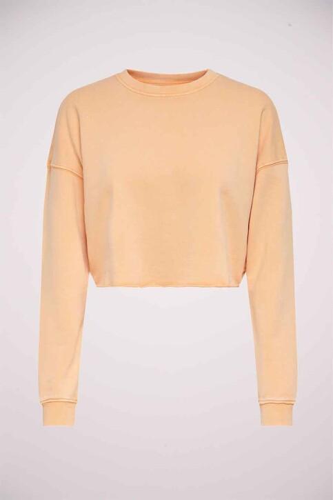 ONLY® Sweaters met ronde hals beige 15229006_CORAL SANDS img2