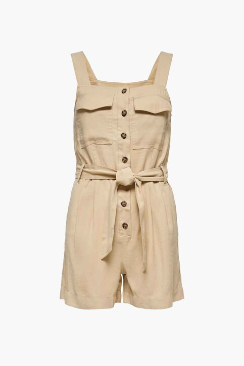 ONLY® Playsuits beige 15229327_GINGER ROOT img4