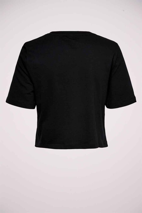 ONLY® T-shirts (korte mouwen) zwart 15229462_BLACK FALLING img2