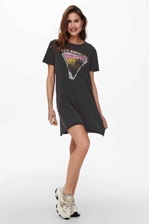 ONLY® Robes courtes noir 15229693_BLACK LOS ANGEL img5