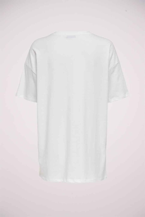 ONLY® T-shirts (korte mouwen) wit 15233574_WHITE img2