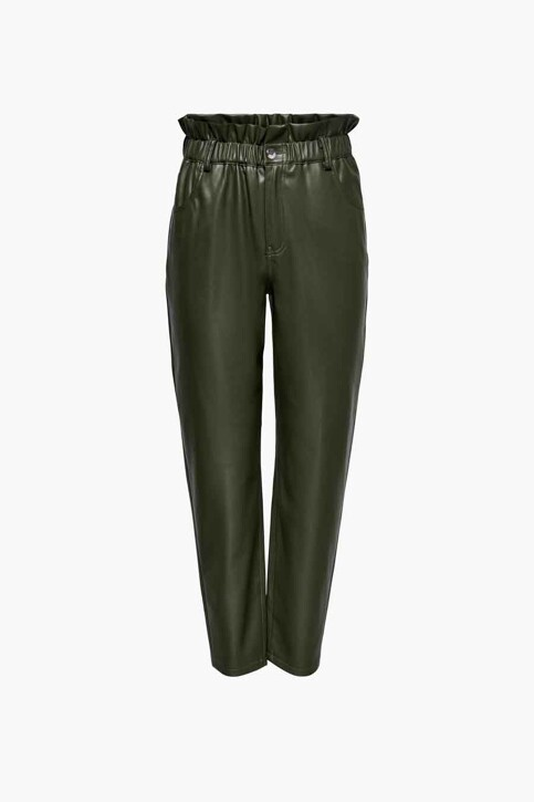ONLY® Pantalons vert 15235055_FOREST NIGHT img1