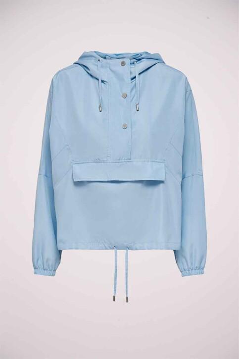 ONLY® Korte jassen blauw 15235657_CASHMERE BLUE img4