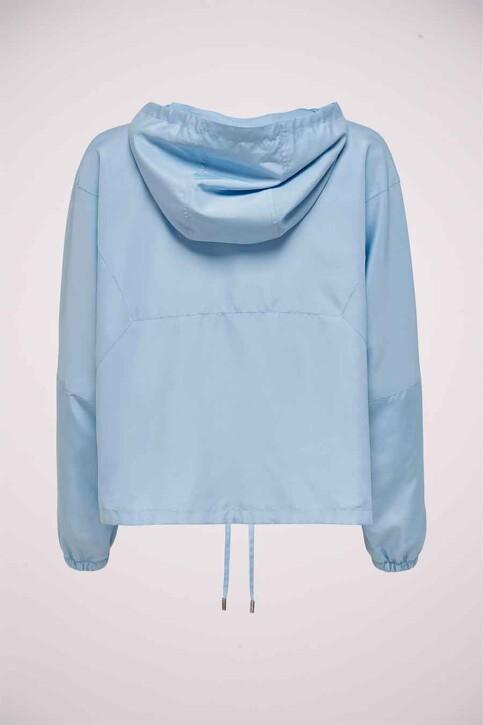 ONLY® Korte jassen blauw 15235657_CASHMERE BLUE img5