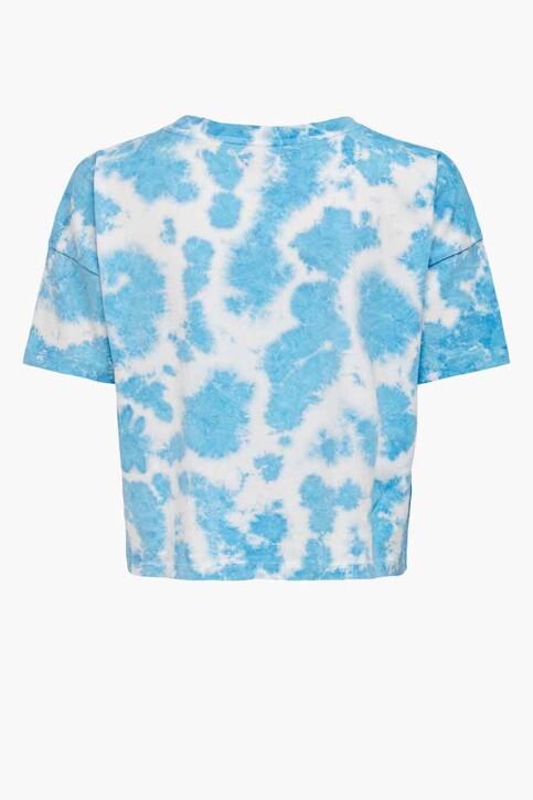 ONLY® T-shirts (korte mouwen) wit 15236917_WHITE TIE DYE W img2