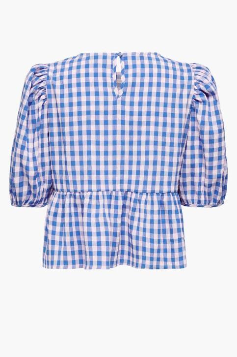 ONLY® Blouses (korte mouwen) roze 15237044_ROSE SMOKE ROSE img2