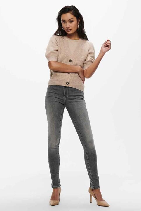 JACQUELINE DE YONG Cardigans beige 15238249_BEIGE MELANGE img2