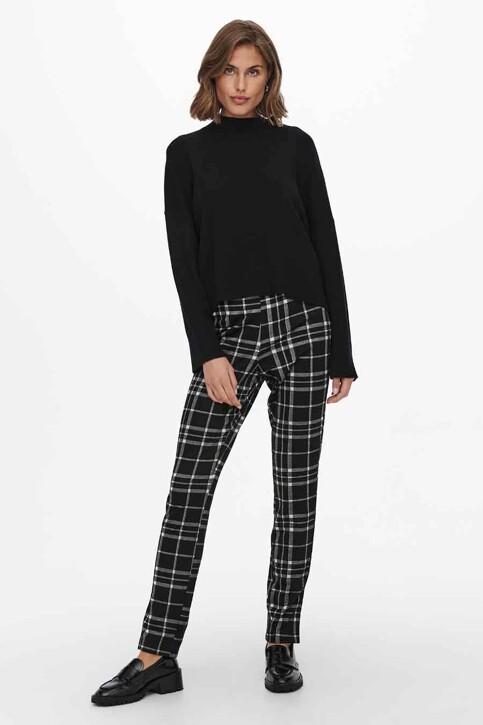 ONLY® Pantalons noir 15249897_BLACK CLOUD DAN img1