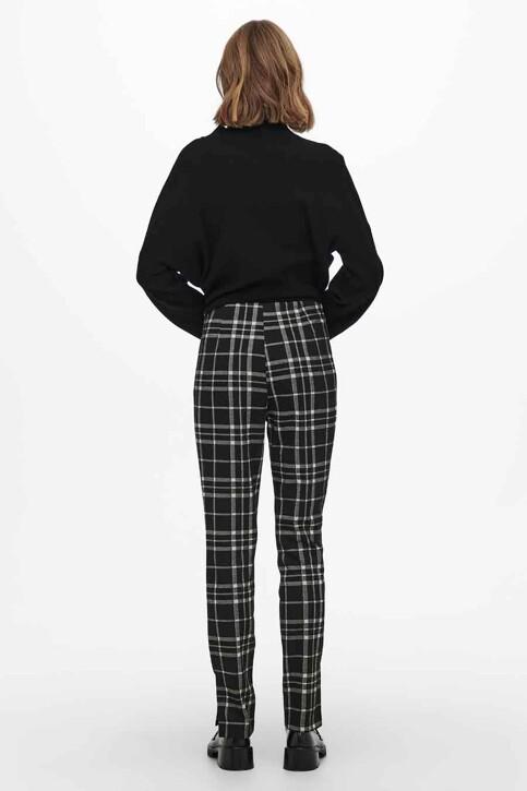 ONLY® Pantalons noir 15249897_BLACK CLOUD DAN img2