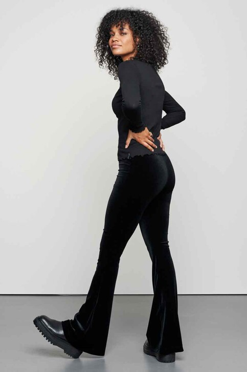 CATWALK JUNKIE. Pantalons noir 1602042008_BLACK img2