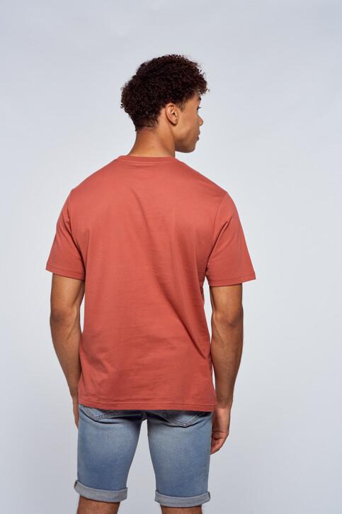 Levi's® T-shirts (manches courtes) rouge 161430318_0318 MARSALA img3