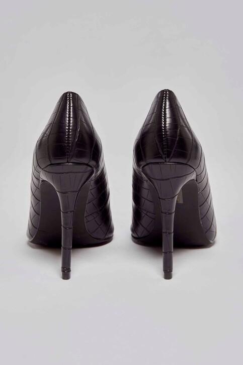 La Strada Pumps zwart 1700173_CROCO BLACK img4
