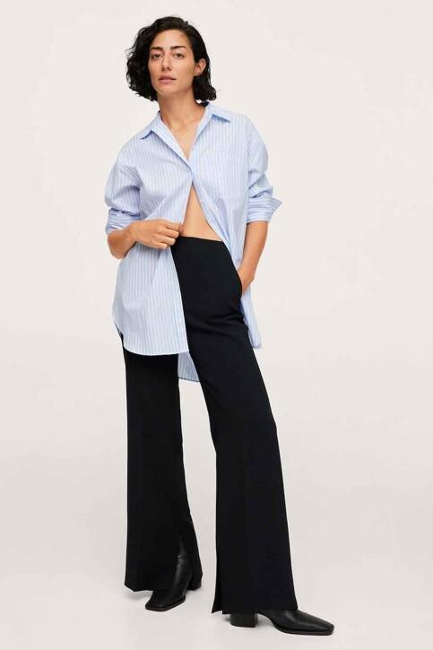 Mango Pantalons noir 17095129 MNG 21_BLACK img1