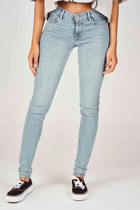 Levi's® Jeans skinny denim 177800041_0041_AVI BLUE img1