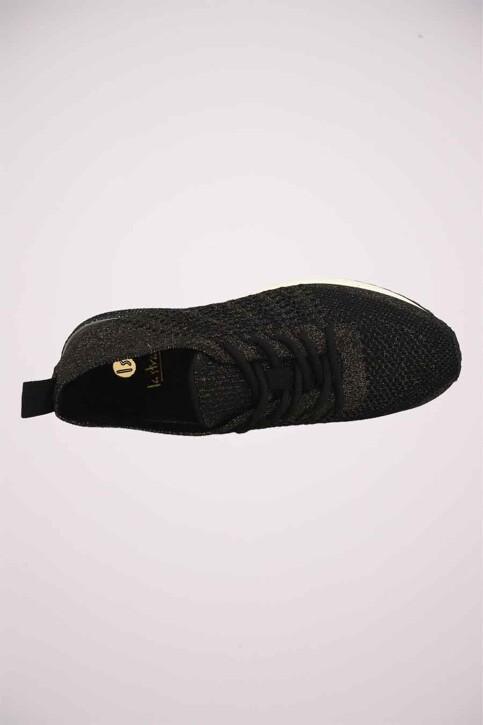 La Strada Baskets brun 1832649_BRONZE img4
