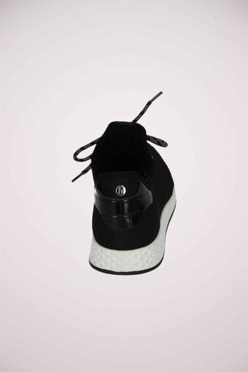 La Strada Baskets noir 1904006_KNITTED BLACK img5