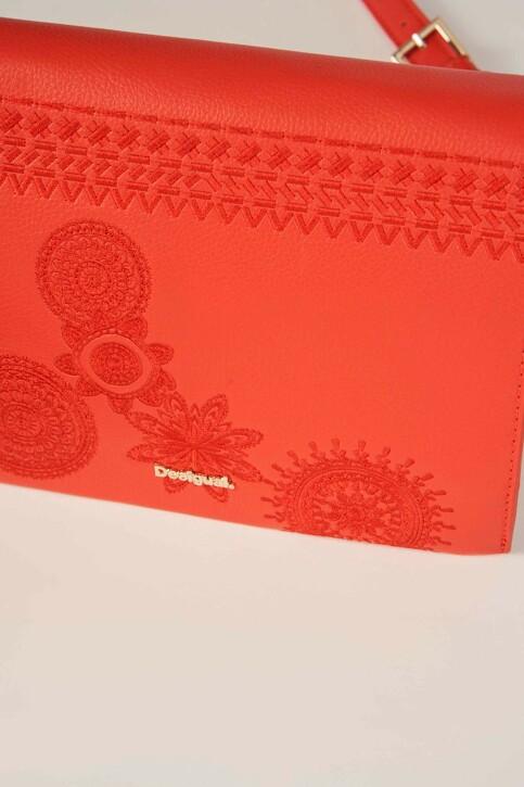 Desigual Handtassen rood 19SAXPC8_CARMIN img6