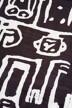 Desigual Foulards noir 19WAWA38_NEGRO img3