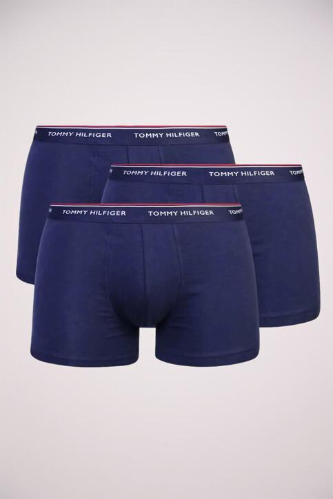 Tommy Hilfiger Boxers bleu 1U87903842 3P TRUNK_409PEACOAT img1