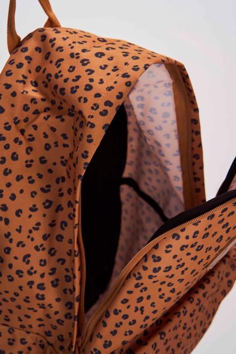 Rugzakken bruin 2000200320_00320 LEOPARD img2