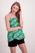 BlendShe Tops (spaghettibandjes) groen 20202447_20325BOSPHORUS img1