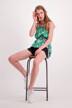 BlendShe Tops (spaghettibandjes) groen 20202447_20325BOSPHORUS img2