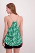 BlendShe Tops (spaghettibandjes) groen 20202447_20325BOSPHORUS img3