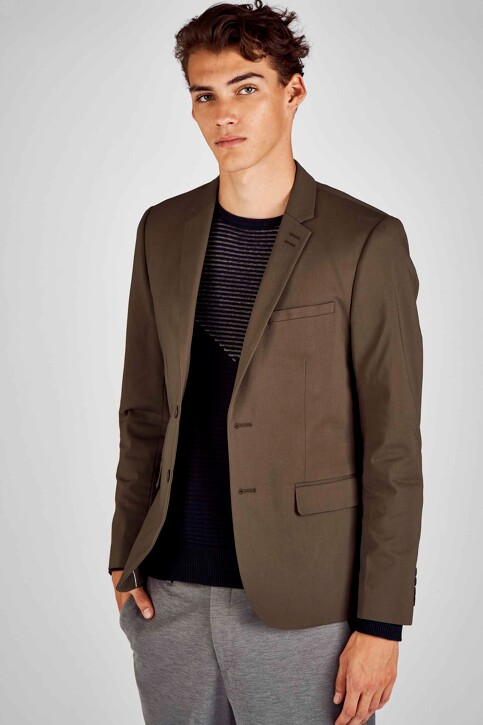 Casual Friday Blazers groen 20501581_50365 FOREST NI img1