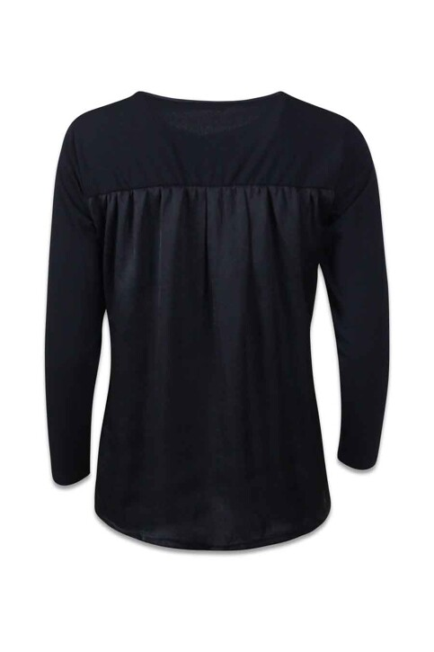 Fransa® Chemisiers (manches longues) noir 20602826_60096BLACK img2